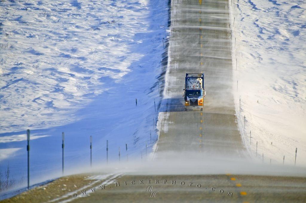 The Highway of James Dalton, Alaska